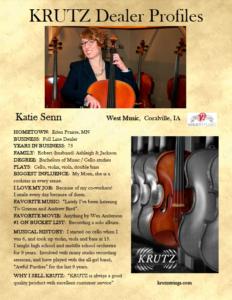 Krutz Dealer Profile Katie Senn