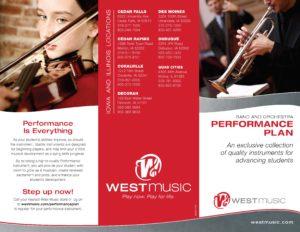 Performance Plan Brochure